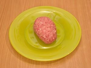 Зразы (котлетки с яичной начинкой)