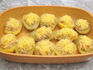 рецепты блюд из картофеля и мяса в духовке с фото #6