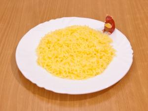 Сосиски с сыром