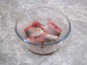 Рыба с картофелем, запеченные в рукаве