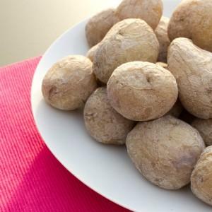 Соленый картофель по традиционному рецепту г. Сиракузы