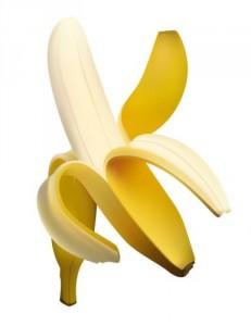 Банановый мусс