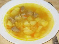 Гороховый суп готовим дома