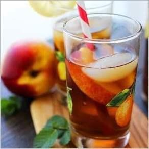 Алкогольный холодный чай лимонад