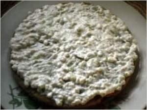 Баклажанный торт Нежный