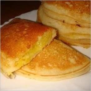 Блины пирожки