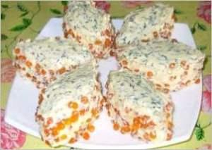 Бутербродное пирожное
