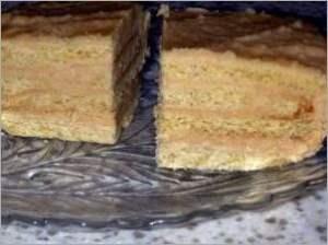 Яблочный торт по деревенски