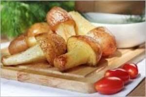 Картофель   Грибы в мундире