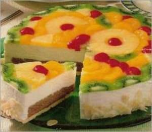 Нежный торт ассорти