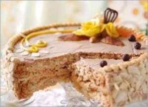 Один из лучших рецептов Киевского тортика