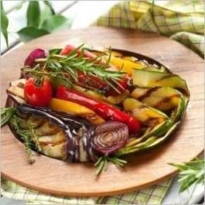 Овощные ассорти