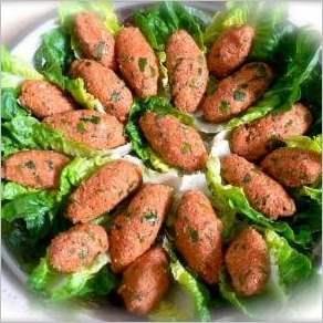 Пальчики из мяса по турецки
