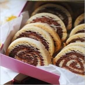 Печенье Улитки