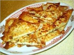 Пирожки «Экспресс» из тонкого лаваша