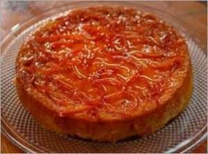 Простой бисквитный торт