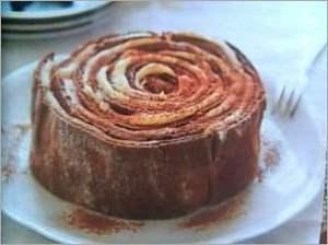 Шоколадный торт «Пенек»