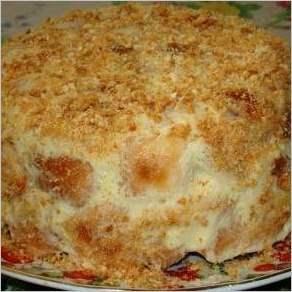 Торт Аля Наполеон