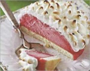 Торт «Аляска»