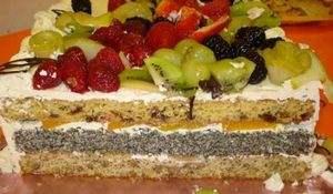 Торт Этажи
