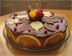 Торт Осенние грезы