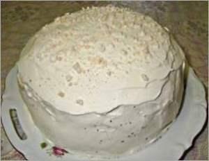 Торт Подснежник