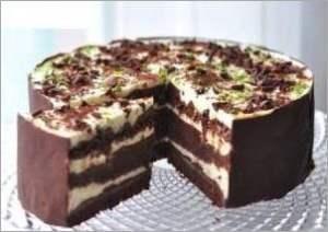 Торт Шоко лайм