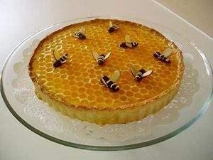 Торт Соты
