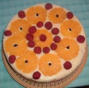 Торт «Водяной»