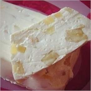 Творожный десерт Старая Рига