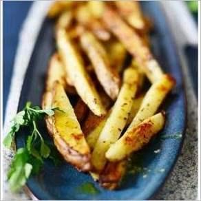Запеченный картофель по гречески
