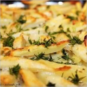 Запеченый картофель (без масла)